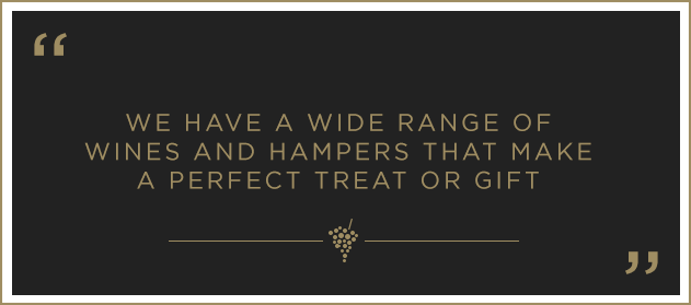 Wines & Hampers